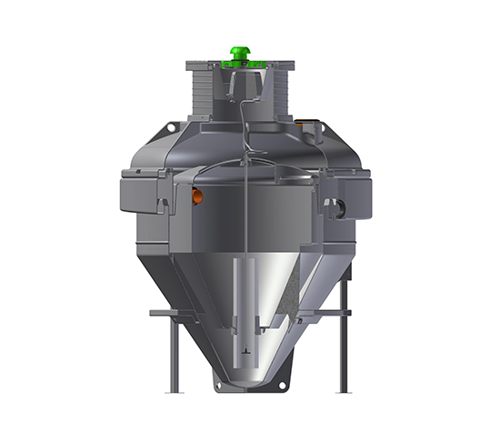 Conder ASP Sewage Treatment plant