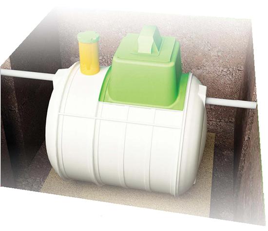 Tricel Novo Sewage Treatment Plant