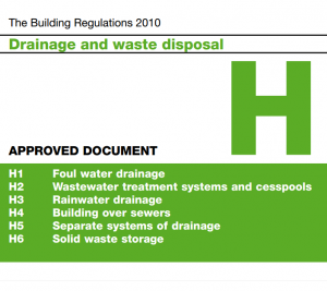 building regulation document